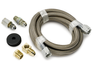 Auto Meter Braided Stainless Steel Hose