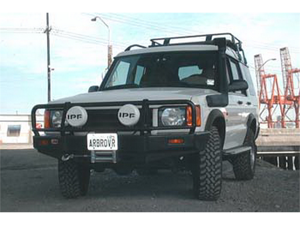 ARB 4x4 Accessories 3432060 Front&#59; Deluxe Bull Bar&#59; Winch Mount Bumper