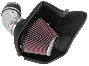 K&N Filters 69-5310TS Typhoon Cold Air Induction Kit Fits 13-15 Genesis Coupe