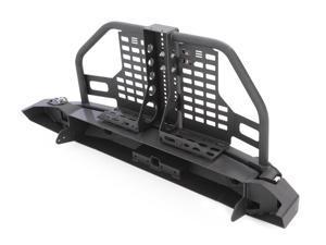 Smittybilt 76896-02 XRC Tire Carrier 07-14 Wrangler (JK)