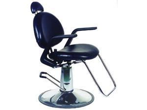 All Purpose Hydraulic Recline Barber Chair Shampoo 87B