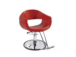 New Red Modern Hydraulic Barber Chair Styling Salon Beauty Spa 56R