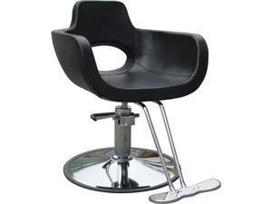 Modern Hydraulic Barber Chair Styling Salon Beauty 27