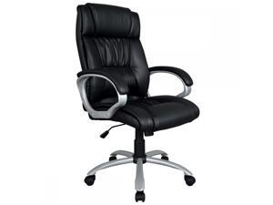 Black High Back Executive Office Chair Task Ergonomic Chair Computer Desk O28