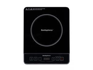 New Black Professional Portable Induction Cooktop Counter Top Burner C506