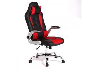 ferrari office chair home. modren ferrari new red high back racing car style bucket seat office desk chair  in ferrari home