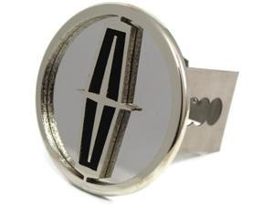 "Lincoln Logo Hitch Cover 2"" Hitch Receivers Cover Plug Stainless Steel Navigator"