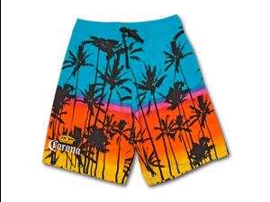 Corona Palm Tree Board Shorts