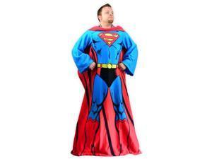 Superman Snuggie Costume Blanket Cozy