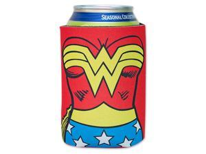 Wonder Woman Character Costume Can Koozie