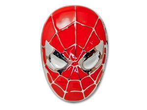 Spiderman Face Belt Buckle