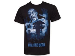 The Walking Dead Prison Shirt