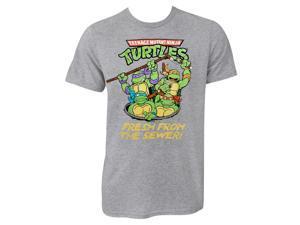 Teenage Mutant Ninja Turtles Fresh From The Sewer Tee Shirt