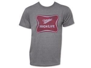 Miller High Life TShirt - Heather Gray
