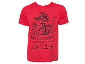 Ghost Rider Red Deathrace Tee Shirt