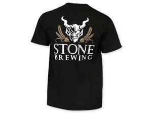 Stone Brewing Co. Men's Black Arrogant Bastard 4.0 T-Shirt
