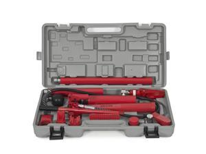 10 Ton Porta Power Hydraulic Jack Body Frame Repair Kit Auto Shop Tool Heavy