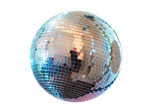 "Disco Ball 12"" Mirror Ball DJ Party Motor Combo Light Kit Solid Construction new"