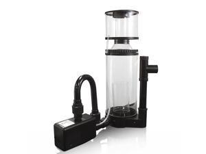 Protein Skimmer Filter Power Pump Large Aquarium Fish Tank Sal Water New