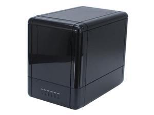 SEDNA - 4 Bay Gigabit NAS / USB 3.0 DAS RAID Enclosure