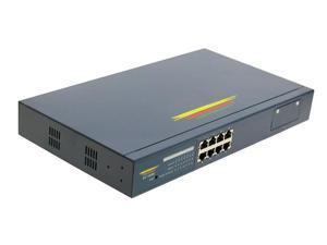 SEDNA - 8 Port 10/100 Advanced Smart Ethernet Switch