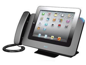 eyeDock - iPad / iPad 2 / iPad 3 / iPad Retina Video Phone Dock / Bluetooth Speaker / Charger