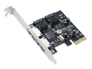 SEDNA - 2 Port PCI Express (PCIe) SATA III 6.0 Gbps Host Adapter