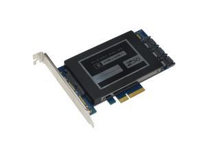 SEDNA - PCIe SSD SATA 6G 4 Port Raid Adapter with HyoperDuo Hard disk acceleration function