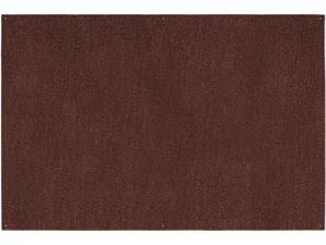 Outdoor Turf Rug - Dark Brown - Several Other Sizes to Choose From