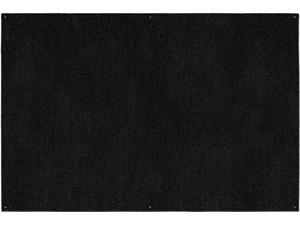 Outdoor Turf Rug - Black - Several Other Sizes to Choose From