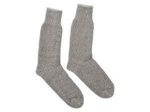 Mohair Socks Men - One Pair Size 10-13