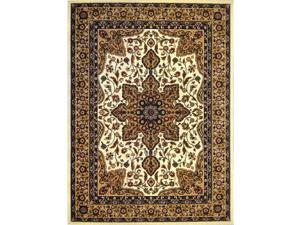"Home Dynamix Area Rugs: Royalty Rug: 8083: Ivory 7'8""x10'5"