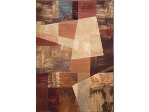 "Home Dynamix Area Rugs: Catalina Rug: 1237-999 Multi: 7'8""x10'7"" Rectanglee"