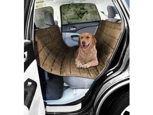 "Home Dynamix Pet Supplies: CPCP-150 Beige: All Season Hammock Car Seat Pet Protector - Actual 58"" x 56"""