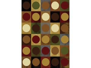 "Home Dynamix Area Rugs: Royalty Rugs: HD2614-999 Multi: 5'2"" X 7'2"""