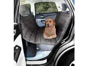 "Home Dynamix Pet Supplies: CPCP-451 Gray: All Season Hammock Car Seat Pet Protector - Actual 58"" x 56"""