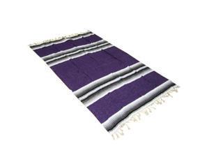 "54"" X 80"" Yoga Mexican Blanket"