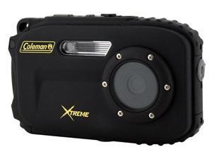 Coleman Xtreme C5WP 12 MP 33ft Waterproof Digital Camera (Black)