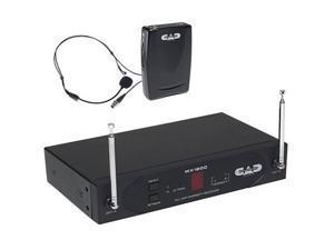 CAD Stagepass VHF Wireless Headworn