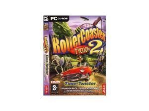 Roller Coaster Tycoon 2: Time Twister Expansion Pack