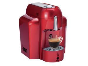 Bialetti 06817 I Caffe D'Italia Mini Express Single Serve Espresso Machine