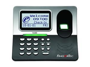 Fingertec TA300 Time Clock and Attendance Fingerprint W/ Battery