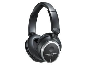 Audio-Technica ATH-ANC7B QuietPoint Active Noise-Cancelling Headphones (Manufacturer Refurbished)