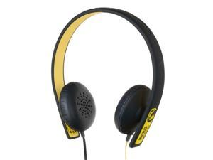 Ecko UNLTD Fusion Stereo Headphones - Yellow