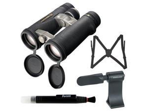 Vanguard Endeavor ED 10x42 Binocular with Harness + Accessory Kit