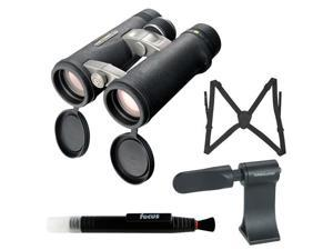 Vanguard Endeavor ED 8x42 Binocular with Harness Accessory Bundle