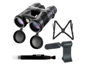 Vanguard Spirit XF 10x42 Binocular with Harness + Accessory Kit