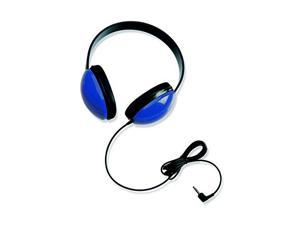 Califone Listening First Stereo Headphones for Kids (Blue / Set of 3)