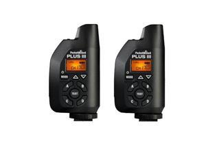 PocketWizard 801-130 Plus III Transceiver Set of 2
