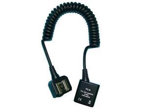 Bell & Howell TTL Off Camera Flash Cord for Nikon - OCFCN